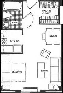 400 Sq FT Studio Plans - Bing Images