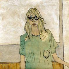 PEOPLE - Susanne Eriksson Illustrations