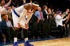 Carmelo horrid as Knicks make team history with anotherloss