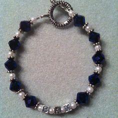 Name Bracelet - popespizazz@gmail.com