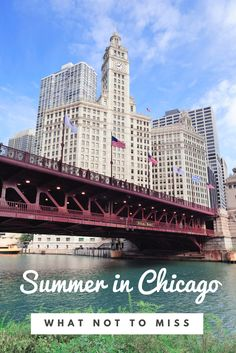 Visiting the Windy City in the summer? Here are the best things to see and do in Chicago in the summer from a local. - Travelocity Gnational Gnomad Kirsten Maxwell
