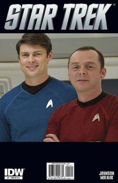 Star Trek Comic Book IDW ongoing issue 1 - Star Trek (2009) Photo (26310901) - Fanpop