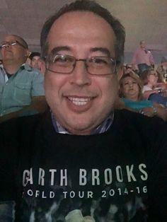 Attend a Garth Brooks Concert