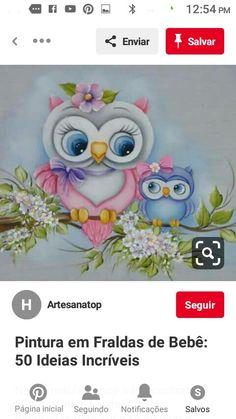 Cute Images, Initials, Owls, Ideas