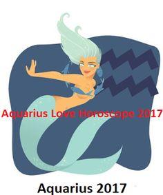 Your 2017 Free Horoscope : Aquarius 2017 Love Horoscope