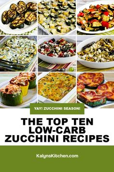Low Carb Zucchini Recipes, Low Carb Recipes, Cooking Recipes, Diabetic Recipes, Vegetable Sides, Vegetable Recipes, Vegetarian Recipes, Keto Side Dishes, Veg Dishes