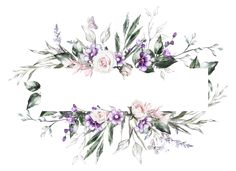 Фото, автор lilia-2112 на Яндекс.Фотках Wreath Watercolor, Watercolor Flowers, Watercolor Art, Flower Backgrounds, Flower Wallpaper, Wedding Cards, Wedding Invitations, Photo Deco, Vintage Diy