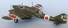 Ki-46 III Dinah by Bruce Salmon (Tamiya 1/48)