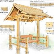 Instant Access to Woodworking Plans and Projects - TedsWoodworking Backyard Projects, Outdoor Projects, Garden Projects, Home Projects, Woodworking Plans, Woodworking Projects, Woodworking Quotes, Outdoor Living, Outdoor Decor