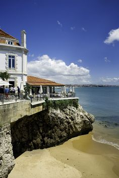 """I Love... #Cascais"" - Eoin Higgins, Travel Writer - via Image 24.04.2016 