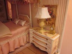 La Grande Maison-The Greenleaf Garfield Dollhouse: Pretty In Pink!