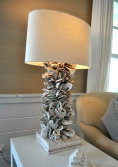 58 Awesome Sea-Inspired Furniture Pieces ~ How cool would these be in your beach house??