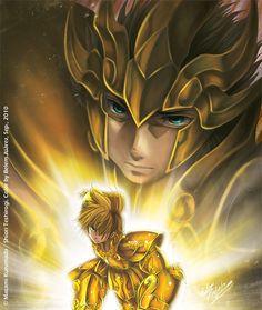 Saint Seiya - Gold Saint Leo no Regulus - Lost Canvas