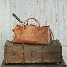 Original Penguin Men Duffle Bag Weekender Gym Travel Overnight Handbag