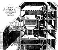 Тюрьмы дворца дожей. Palazzo Ducale. Storia e restauri, a cura di Giandomenico Romanelli Author Angelo Gambini