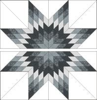 Lone Star Fusible Grid Panel – Sparrow Quilt Co. Lone Star Quilt Pattern, Star Quilt Patterns, Star Quilts, Quilt Blocks, Canvas Patterns, Quilting Tutorials, Quilting Projects, Quilting Designs, Quilting Ideas