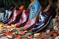 A Look at 11 Pairs of Classic Shoes Every Man Should Own
