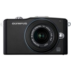 @Overstock - Olympus PEN E-PM1 12.3 Megapixel Mirrorless Camera (Body with Lens Kit) - 14 mm-42 mm - Blackhttp://www.overstock.com/Electronics/Olympus-PEN-E-PM1-12MP-Black-Mirrorless-Digital-SLR-Camera-with-14-42mm-II-Lens/6316779/product.html?CID=214117 $355.23