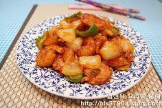 김진옥 요리가 좋다 :: 연말연시 손님초대상에 올리면 좋은 요리들 *^^*