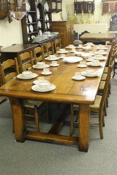 60 best antique dining room tables images antique dining rooms rh pinterest com