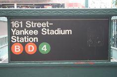 yankee subway station