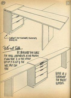 МАСТЕРИЛКА. Раскройные столы делаем сами