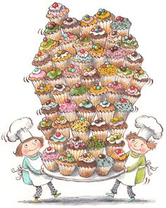Early Birthday Wishes for Janet. Happy Birthday to You. Happy Birthday Pictures, Happy Birthday Messages, Happy 2nd Birthday, Happy Birthday Quotes, Happy Birthday Greetings, Cupcake Illustration, Cute Illustration, Happy B Day, Illustrators