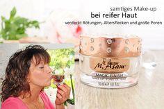 Samtiges Makeup mit Magic Finish M.Asam