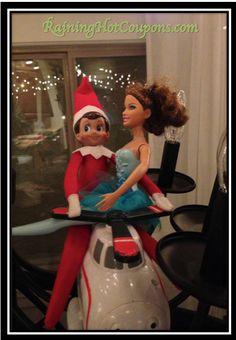 Elf on the Shelf Ideas (Over 50 Ideas)