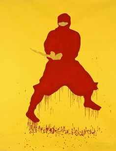 Francis Acea | 2-Red ninja (2010), Available for Sale | Artsy