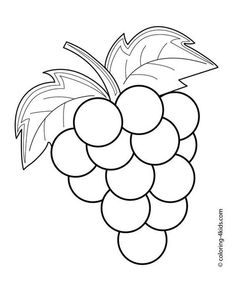 Spring Coloring Pages: Spring coloring sheets can actually help your kid learn more about the spring season. Here are top 25 spring coloring pages free preschool coloring sheets free online printable coloring pages, sheets for kids. Apple Coloring Pages, Vegetable Coloring Pages, Printable Coloring Pages, Colouring Pages, Coloring Books, Alphabet Coloring, Art Drawings For Kids, Drawing For Kids, Easy Drawings