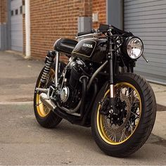 Honda Cafe Racers : Photo