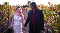 ARIELLE & GEORGE — SONOMA WEDDING AT DELOACH VINEYARDS, PREVIEW VIDEO BY WEDDINGS ON FILM