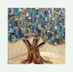 Gerlach Commission 2012, Mosaic, Artist: Libby Hintz