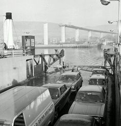erskine ferry wi the new flyover getting built Places In Scotland, Scotland Travel, Paisley Scotland, Halcyon Days, Glasgow Scotland, Newcastle, Historical Photos, Bridges, Old Photos