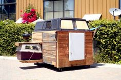 Artist Gregory Kloehn Upcycles Found Materials as Tiny Homes f...