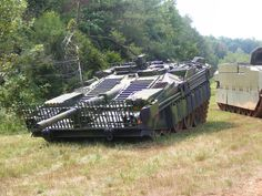 "Swedish ""S"" Tank (Stridsvagn 103) - if you could by a tank at Ikea..."