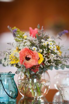 Wildflower Wedding Centerpiece I A Gilded Affair I http://www.weddingwire.com/wedding-photos/i/ranunculus-peony-greenery-daisy-pink-orange-multicolor-wildflower-romantic-yellow-white-purple-spring-vineyard-shabby-chic-centerpiece/i/884bced85035aea6-517714d9cd31e54d/ee913df4f589107c?tags=centerpiece&page=26&cat=flowers&type=search