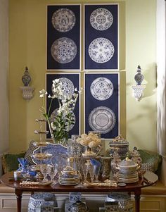 Charlotte Moss - Accessories Queen - Manhattan Store - House Beautiful