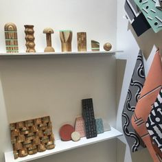 We have given on of our 'Trend Bible Selects' to Theo Riviere from Leeds College of Art for his innovative use of materials and developing these into print designs Leeds College Of Art, Home Trends, News Design, Floating Shelves, Innovation, Print Design, Designers, Bible, Home Decor