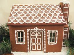 Gingerbread house by Wintersgate, via Flickr