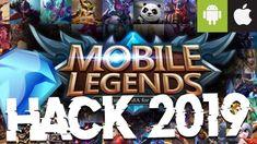mobile legends bang bang hack no root 2019 New Mobile, Hack Online, Mobile Legends, Bang Bang, Hacks, Game, Gaming, Toy, Games