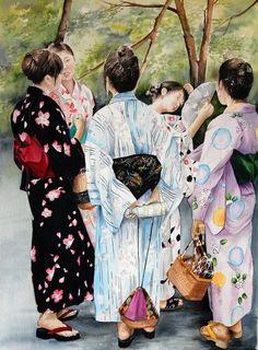 Marie-Claire Houmeau  Rendez vous à Ueno