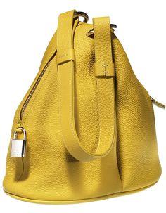 Sac Giorgio Armani it's like a bag of sunshine!!