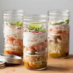 Kimchi Shrimp Cup of Noodles - EatingWell.com
