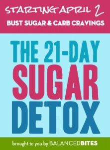 21 Day Sugar Detox, I'm starting Dec 1st, wish me luck!
