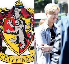 HP&KPOP // Gryffindor // YoungK of DAY6