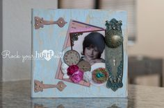Mother's Day Mini Album.  Details on my blog soon.
