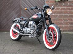 Moto Guzzi V50c - Motorrad Schrauber Verein Wolfsburg