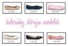"""Balerínky, ktorým neodoláš."" by nanohy on Polyvore Shoe Bag, Polyvore, Stuff To Buy, Shopping, Collection, Shoes, Design, Women, Fashion"